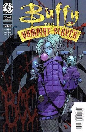 BUFFY THE VAMPIRE SLAYER (1998 1ST SERIES) #2