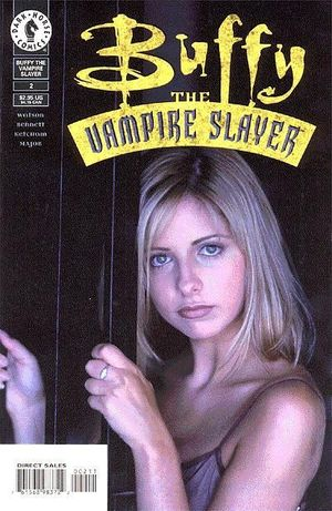 BUFFY THE VAMPIRE SLAYER (1998 1ST SERIES) #2B