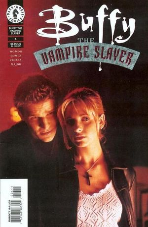BUFFY THE VAMPIRE SLAYER (1998 1ST SERIES) #4
