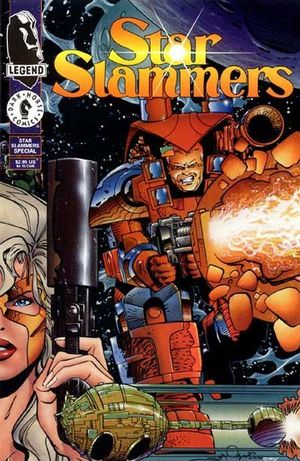 STAR SLAMMERS SPECIAL (1996) #1