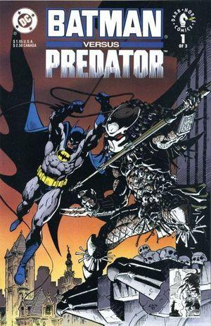 BATMAN VS. PREDATOR (1991 1ST SERIES) #1