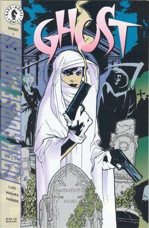 GHOST (1995 1ST SERIES) #1-10