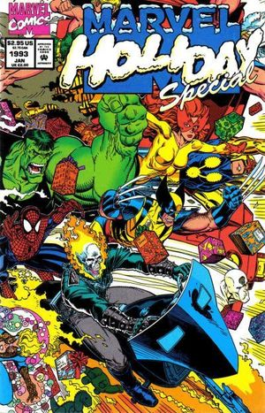 MARVEL HOLIDAY SPECIAL 1993 #1