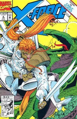 X-FORCE (1991 1ST SERIES) #6