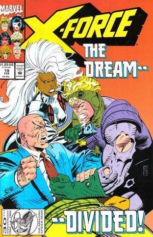 X-FORCE (1991 1ST SERIES) #19