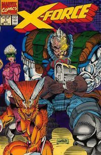 X-FORCE (1991 1ST SERIES) #1