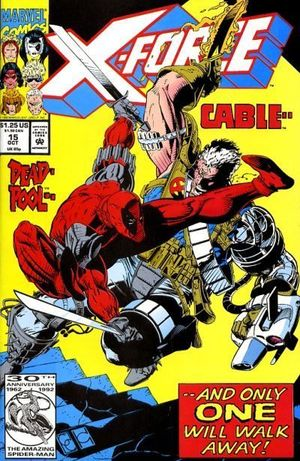 X-FORCE (1991 1ST SERIES) #15