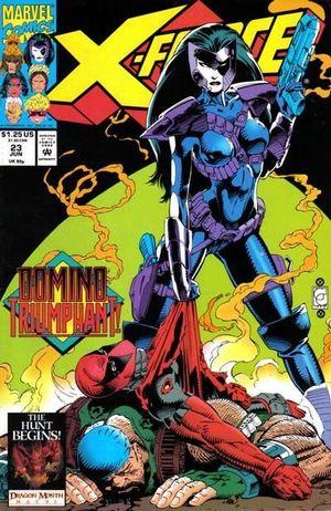 X-FORCE (1991 1ST SERIES) #23