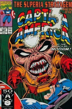 CAPTAIN AMERICA (1968 1ST SERIES) #387