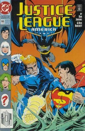 JUSTICE LEAGUE AMERICA (1987) #66