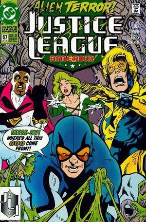 JUSTICE LEAGUE AMERICA (1987) #67