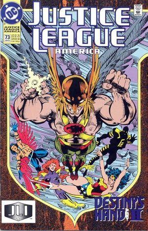 JUSTICE LEAGUE AMERICA (1987) #73