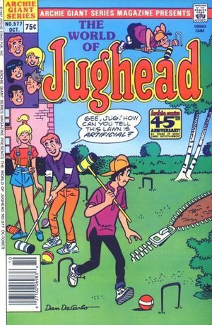 ARCHIE GIANT SERIES (1954) #577