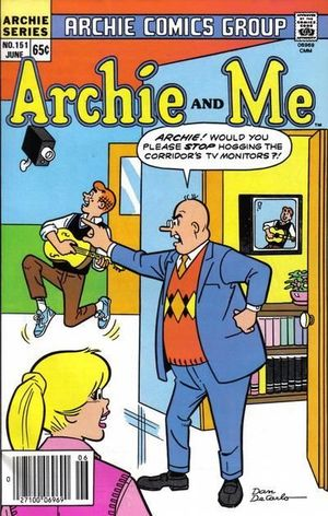 ARCHIE AND ME (1964) #151