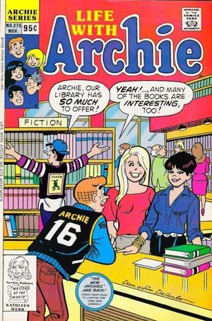 LIFE WITH ARCHIE (1958) #275