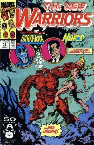 NEW WARRIORS (1990 1ST SERIES) #14