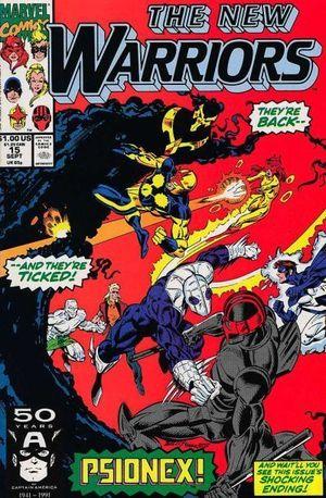 NEW WARRIORS (1990 1ST SERIES) #15