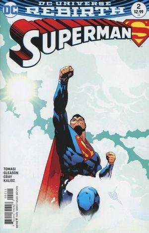 SUPERMAN (2016 4TH SERIES) #2