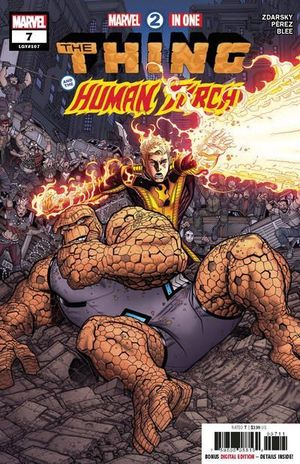 MARVEL TWO-IN-ONE (2017) #7