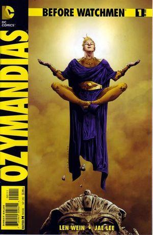 BEFORE WATCHMEN OZYMANDIAS (2012) #1