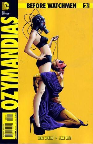 BEFORE WATCHMEN OZYMANDIAS (2012) #2
