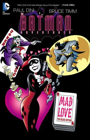 BATMAN ADVENTURES MAD LOVE DELUXE ED HC #1