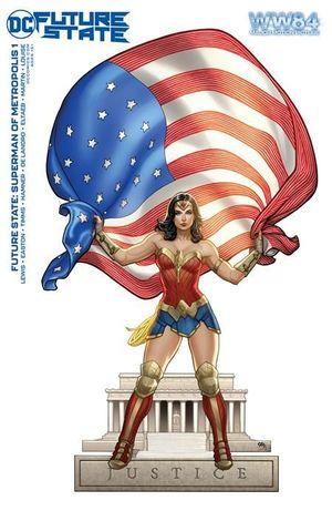 FUTURE STATE SUPERMAN OF METROPOLIS (2021) #1D
