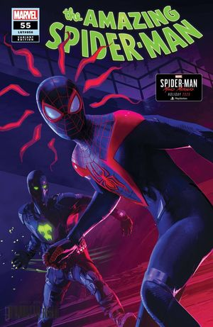 AMAZING SPIDER-MAN (2018 6TH SERIES) #55 1:10