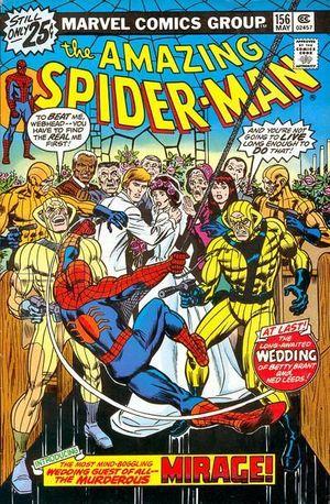 AMAZING SPIDER-MAN (1963 1ST SERIES) #156