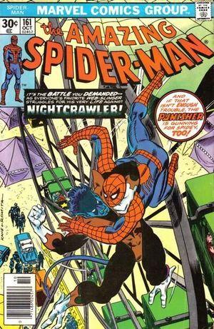 AMAZING SPIDER-MAN (1963 1ST SERIES) #161