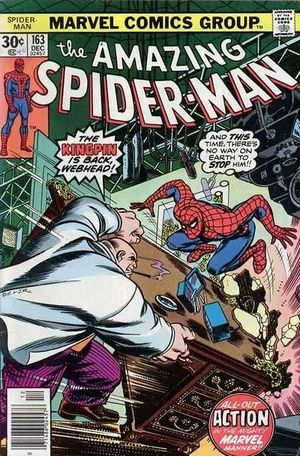 AMAZING SPIDER-MAN (1963 1ST SERIES) #163