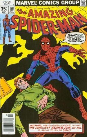 AMAZING SPIDER-MAN (1963 1ST SERIES) #176