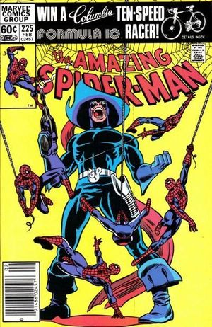AMAZING SPIDER-MAN (1963 1ST SERIES) #225
