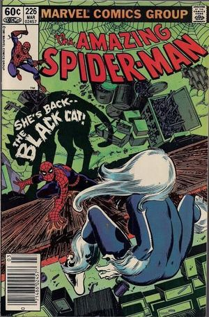 AMAZING SPIDER-MAN (1963 1ST SERIES) #226