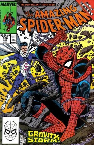 AMAZING SPIDER-MAN (1963 1ST SERIES) #326