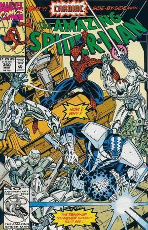 AMAZING SPIDER-MAN (1963 1ST SERIES) #360