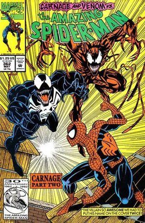 AMAZING SPIDER-MAN (1963 1ST SERIES) #362