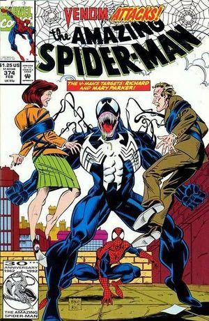 AMAZING SPIDER-MAN (1963 1ST SERIES) #374