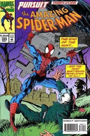AMAZING SPIDER-MAN (1963 1ST SERIES) #389