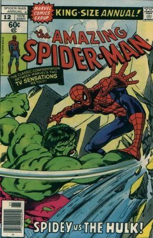 AMAZING SPIDER-MAN ANNUAL (1963 1ST SERIES) #12