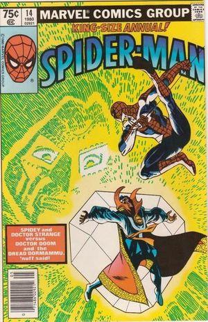 AMAZING SPIDER-MAN ANNUAL (1963 1ST SERIES) #14
