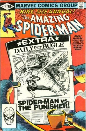 AMAZING SPIDER-MAN ANNUAL (1963 1ST SERIES) #15