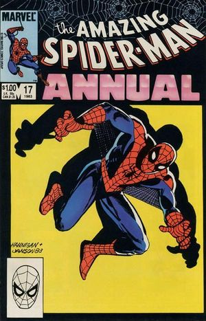 AMAZING SPIDER-MAN ANNUAL (1963 1ST SERIES) #17