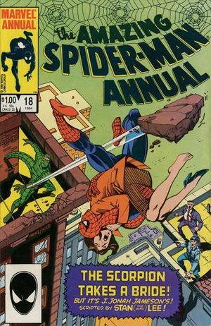 AMAZING SPIDER-MAN ANNUAL (1963 1ST SERIES) #18