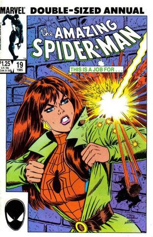 AMAZING SPIDER-MAN ANNUAL (1963 1ST SERIES) #19