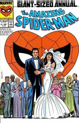 AMAZING SPIDER-MAN ANNUAL (1963 1ST SERIES) #21