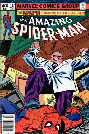 AMAZING SPIDER-MAN (1963 1ST SERIES) #197