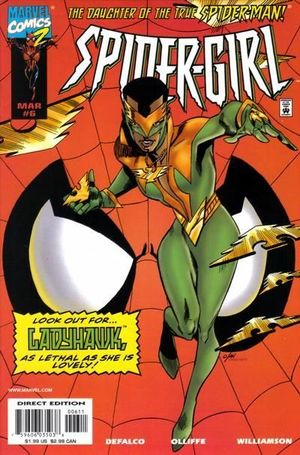 SPIDER-GIRL (1998) #6