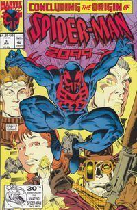 SPIDER-MAN 2099 (1992) #3