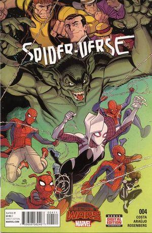 SPIDER-VERSE (2015 2ND SERIES) #4